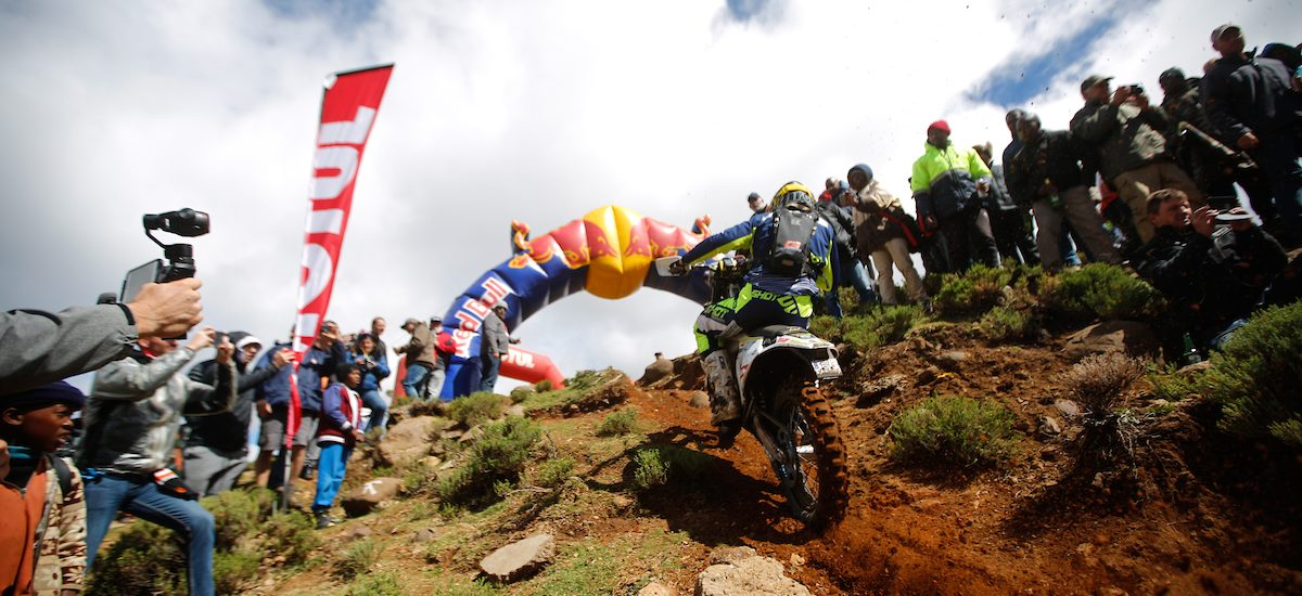 AFRICA'S OLDEST  ENDURO EVENT MAKES SOME EXCITING CHANGES