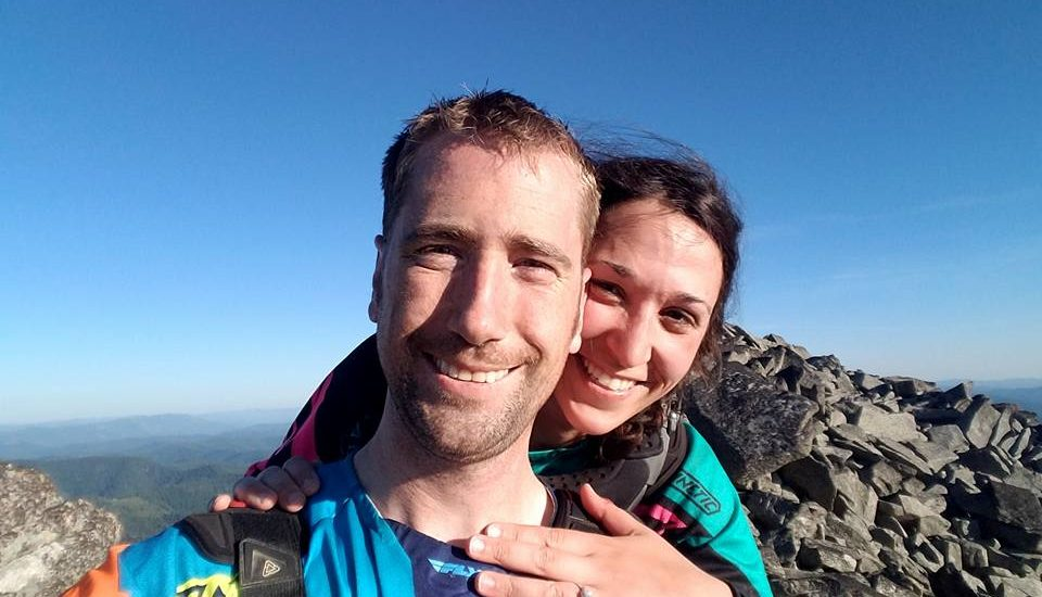 AMERICAN COUPLE CHOOSE 'MOTHER OF HARD ENDURO' FOR HONEYMOON