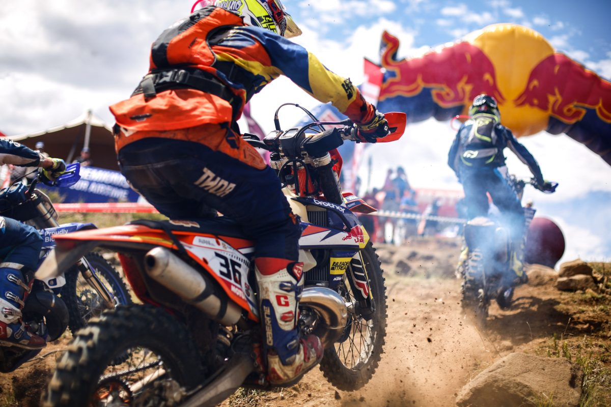 Wade Young Sets the Pace at the 2018 Motul Roof of Africa
